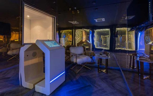 cryotherapie cabine